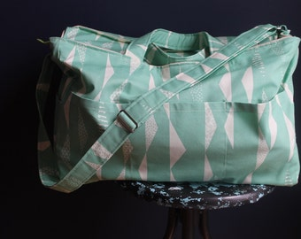 Custom Travel CarryOn Hospital Maternity Bag Tote Vacation Weekender