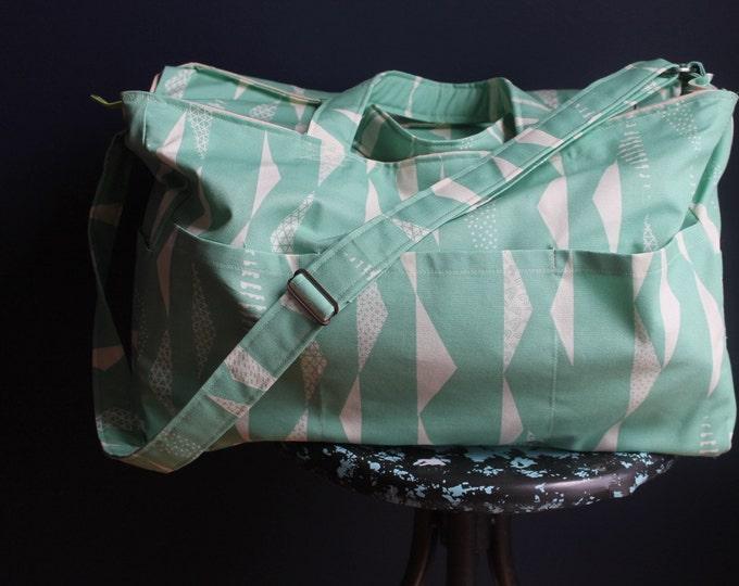 Custom Travel CarryOn Hospital Maternity Bag Tote Vacation Weekender