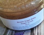 Brown Sugar Baby Sugar Scrub