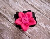 Flower barrettes B1G1 Free