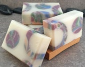 Decorative Soap in a Lime, Ginger, Lemongrass, Sage and Bamboo Fragrance