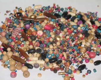 Beads Galore!  4 ounces!