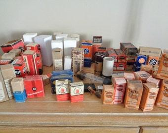 Vintage Radio Parts Lot