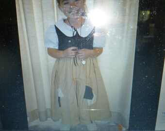 Snow White Rags Dress