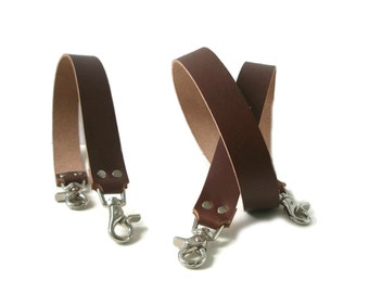 Leather Straps and Leather Cross Body Straps