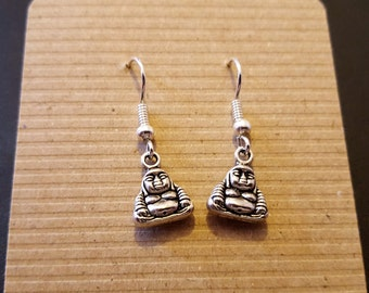 Beautiful Buddha Earrings