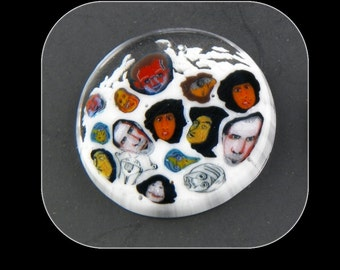 Party with Dexter Murrine Boro Murrina Cabochon - 79D