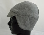 Simplicity Winter Bike Hat (S) of Recycled Cotton Knit