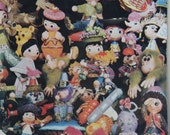 It's a Small World A Disneyworld Pictoral Souvenir Vintage Walt Disney's Disneyland Walt Disney World Program Collectible Walt Disney Book