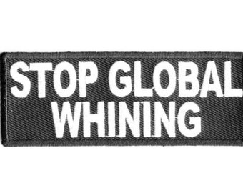 Stop Global Whining Patch