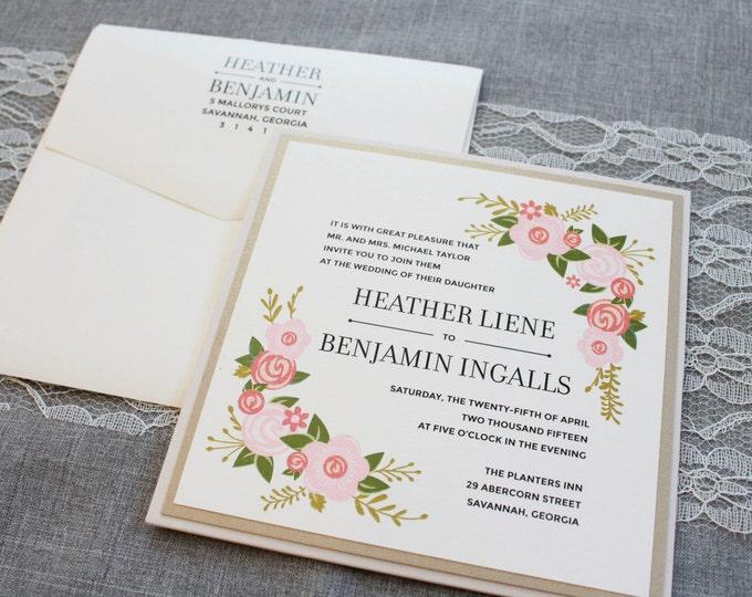 Featured listing image: Heather & Benjamin
