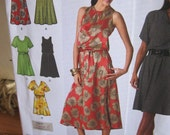 Uncut Simplicity 2929 - Size AA - Dress