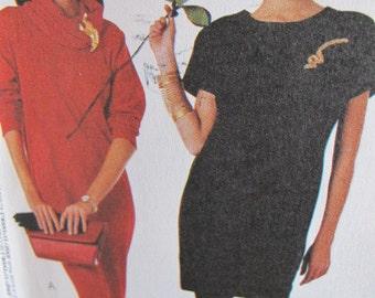 Uncut Vintage 1988 Easy McCalls Endless Options Pattern 3773