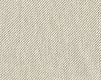 10 oz Brushed COTTON Twill Upholstery Slipcover Fabric NATURAL Home Decor Slipcovers Clothing