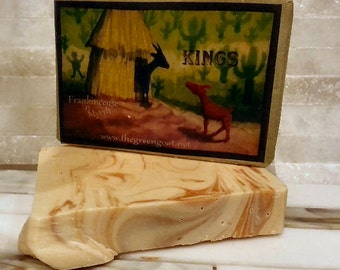Kings Goat Milk Soap