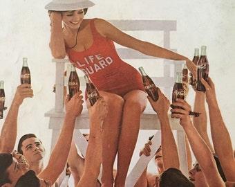 1963 Coke / Coca-Cola Magazine Ad