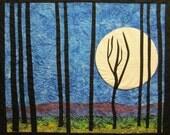Moon Dancer Art Quilt