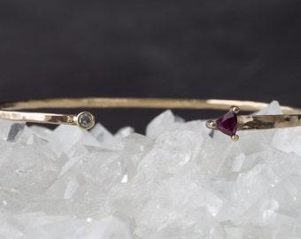 Horizon Cuff Bracelet