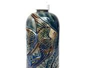 Angel Fish Lotion/Soap Dispenser