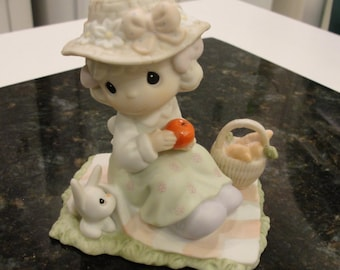 Retired Vintage Precious Moments Enesco We're so Happy you're Here 261351