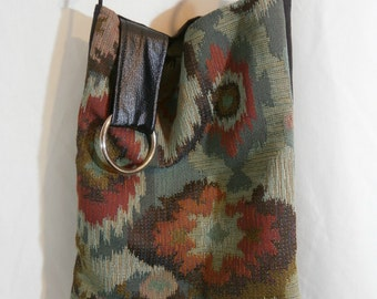 Southwest style Hobo Bag. FREE SHIPPING!