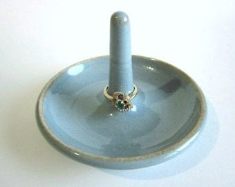 Ceramic Ring Holder Bowl, available in 6 colors, engagement ring holder