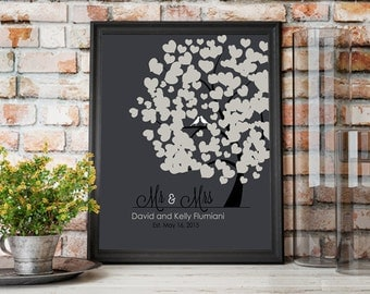 10th anniversary gift for her Mr and Mrs gift Engagement gifts gift for fiance Wedding Gift For couples 5th anniversary 10 year anniversary