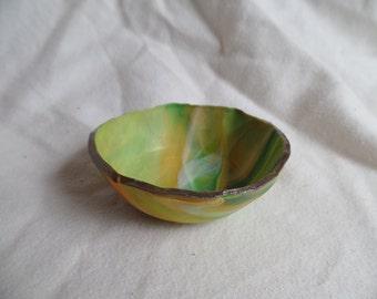 Small Clay Dish, Ring Bowl