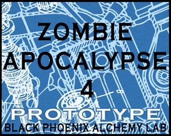 Zombie Apocalypse v4 - 5ml - Black Phoenix Alchemy Lab Prototype