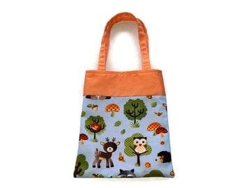 Animal Gift Bag - Goodie Bag - Mini Tote