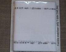 Apliquick Stabilizer for Easy Applique