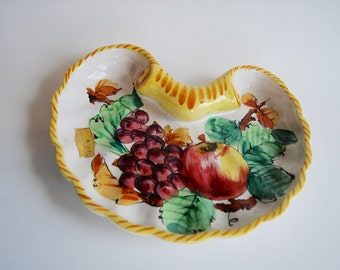 Vintage Van Osdell's Made in Italy Dish
