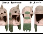 Digimon Hat - Terriermon