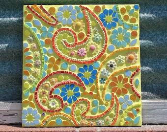 SALE Paisley Dreams - Mosaic