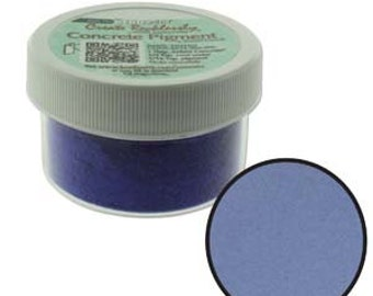 Blue Pigment For Create Recklessly Artist's Concrete 1oz Jar