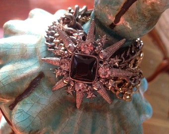 San Miguel Bracelet, Black stone