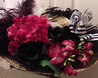 My Fair Lady Ascot Kentucky Derby Hat
