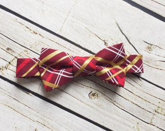 Christmas and Winter ties 2016- 6 Different Designs to choose from- Coordinates with all 2016 Winter Dresses