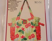 "Sewphisti-Cat Designs Sewing Pattern...""Shelley's Bag"" Purse Pattern #SC-06"