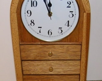 Arched Top Clock