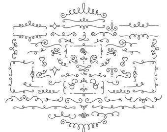 MTF Decorative Font