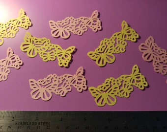 Butterfly Punches Confetti
