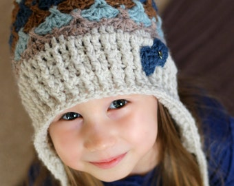 Zoey Hat Crochet Pattern