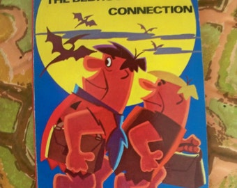 have a yabba dabba doo time  with the flinstones paper back book