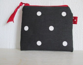 HALF PRICE SALE spotty purse