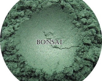 Loose Mineral Eyeshadow-Bonsai