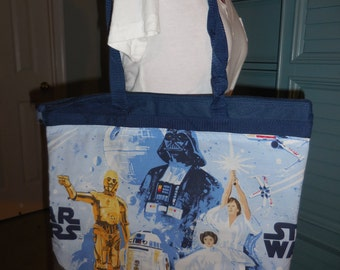 Star Wars Tote bag not a licensed product
