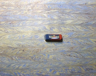 1 hand  marbled paper, marbling  paper , cm 50 x 70  .Carta marmorizzata. Bookbinding  supply,  marmorpapier. -  245a