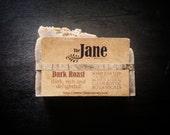 Dark Roast Old Fashioned Hot Process Handmade Soap // Dye & Fragrance Free - Vegan Friendly!