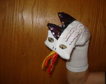 Dragon sock puppet sock puppets